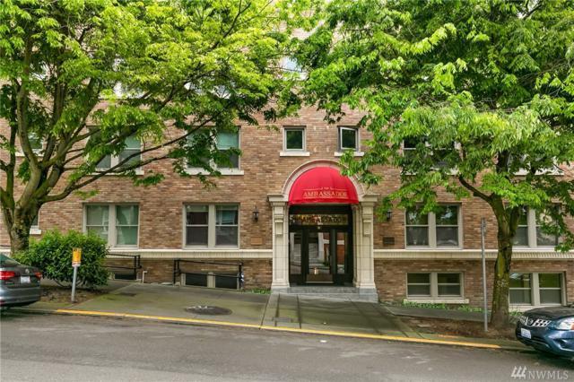 505 E Denny Wy A101, Seattle, WA 98122 (#1459058) :: Crutcher Dennis - My Puget Sound Homes
