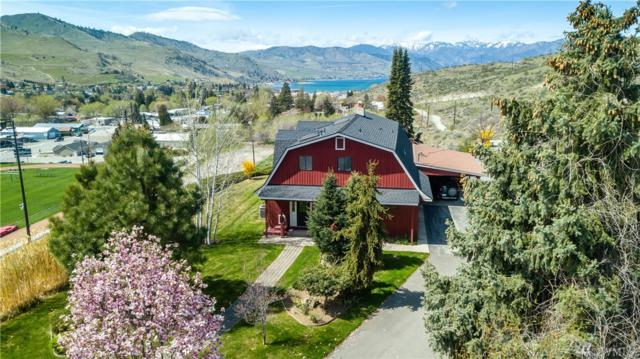 25191 Greentree Rd, Chelan, WA 98816 (MLS #1459102) :: Nick McLean Real Estate Group