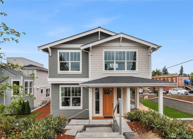 611 1st St, Kirkland, WA 98033 (#1459118) :: Real Estate Solutions Group