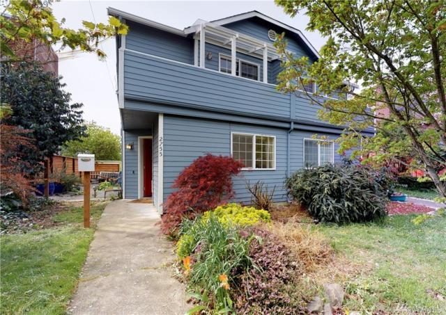 2755 NW 65th St, Seattle, WA 98117 (#1459138) :: Crutcher Dennis - My Puget Sound Homes