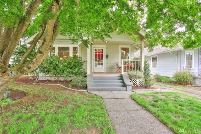 907 NW 61st St, Seattle, WA 98107 (#1459154) :: Crutcher Dennis - My Puget Sound Homes