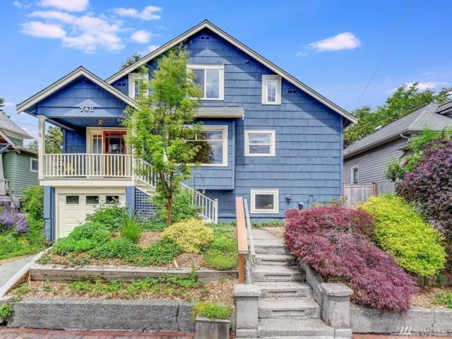 740 N 82nd St, Seattle, WA 98103 (#1459167) :: Costello Team