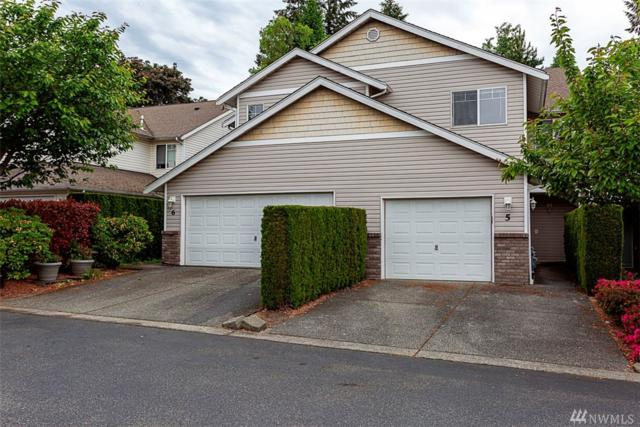 15414 35th Ave W #5, Lynnwood, WA 98087 (#1459179) :: Homes on the Sound