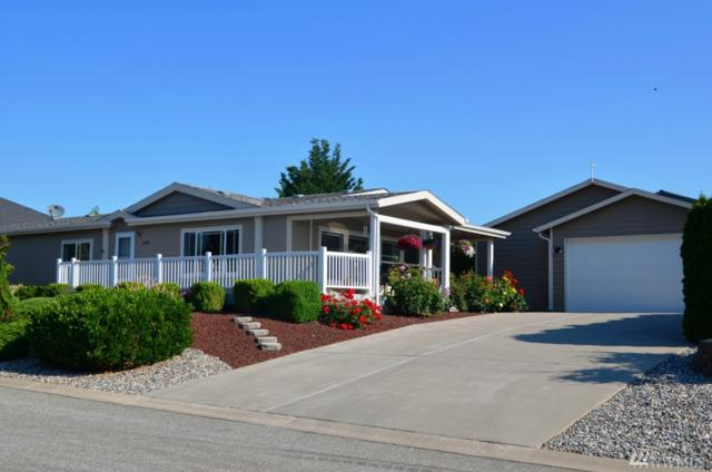 922 Sunrise Dr, Manson, WA 98831 (#1459195) :: Homes on the Sound