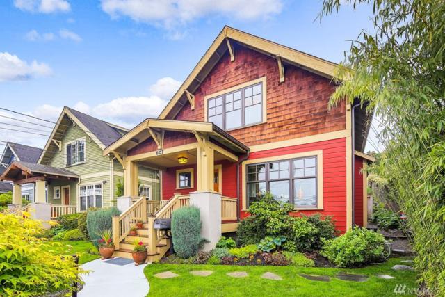 607 20th Ave, Seattle, WA 98122 (#1459199) :: Crutcher Dennis - My Puget Sound Homes