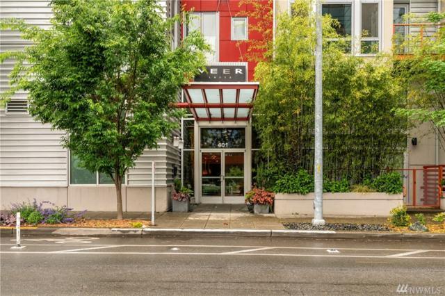 401 9th Ave N #405, Seattle, WA 98109 (#1459218) :: Ben Kinney Real Estate Team