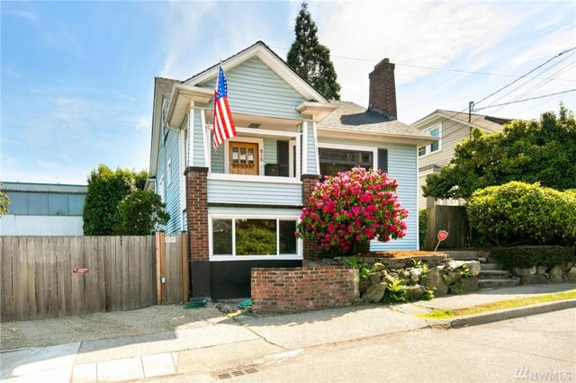 815 N 45th St, Seattle, WA 98103 (#1459299) :: Kimberly Gartland Group