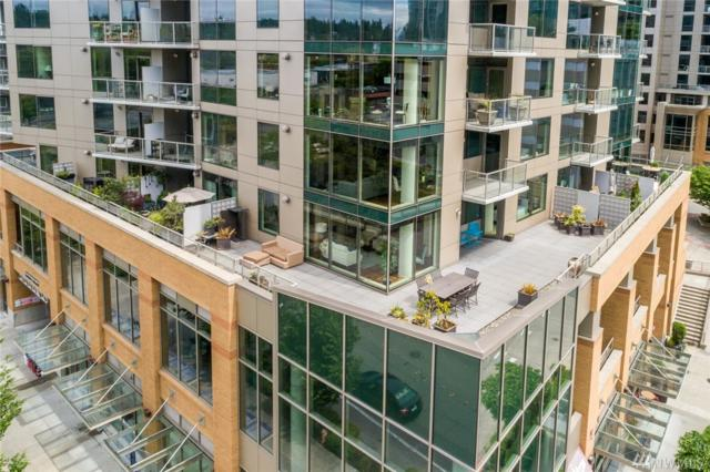 10610 NE 9th Place #502, Bellevue, WA 98004 (#1459368) :: Real Estate Solutions Group