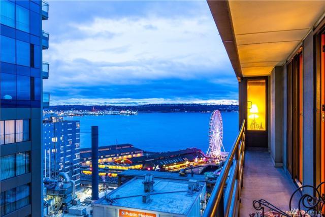 98 Union St #1108, Seattle, WA 98101 (#1459369) :: Kimberly Gartland Group