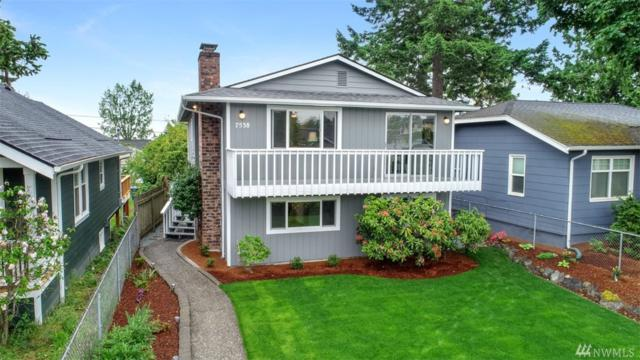 7538 31st Ave SW, Seattle, WA 98126 (#1459450) :: The Kendra Todd Group at Keller Williams