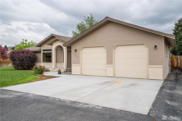 405 River Valley View, East Wenatchee, WA 98802 (#1459549) :: The Kendra Todd Group at Keller Williams