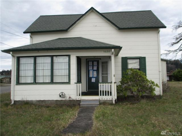 1020 W Young St, Elma, WA 98541 (#1459616) :: Real Estate Solutions Group