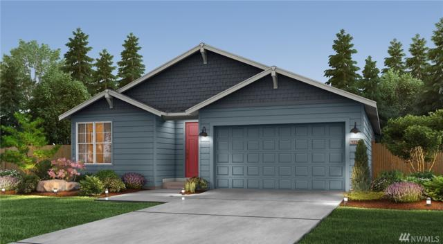 7734 22nd (Lot 71) Lane SE, Lacey, WA 98503 (#1459738) :: Pacific Partners @ Greene Realty