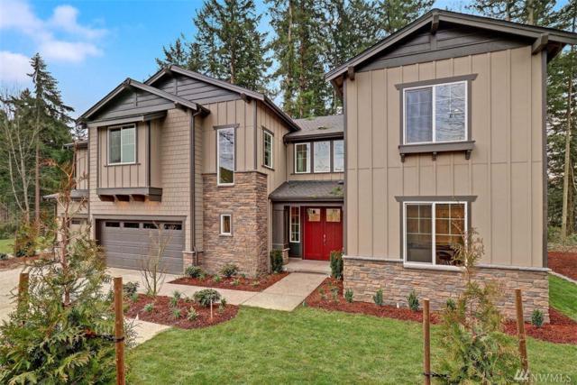 11806 NE 45th (Homesite 17) St, Kirkland, WA 98033 (#1459765) :: Real Estate Solutions Group