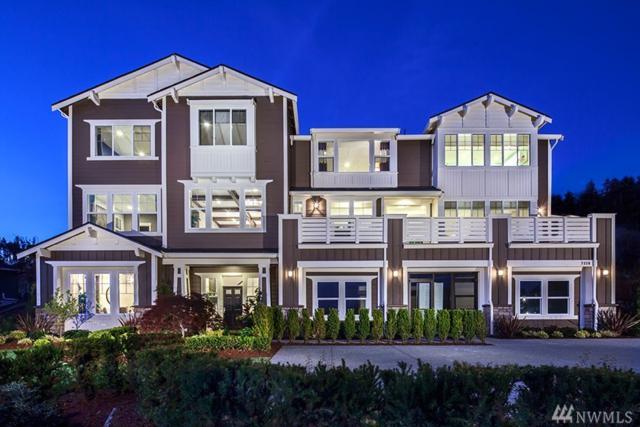 11823 NE 45th (Homesite 9) St, Kirkland, WA 98033 (#1459781) :: Real Estate Solutions Group