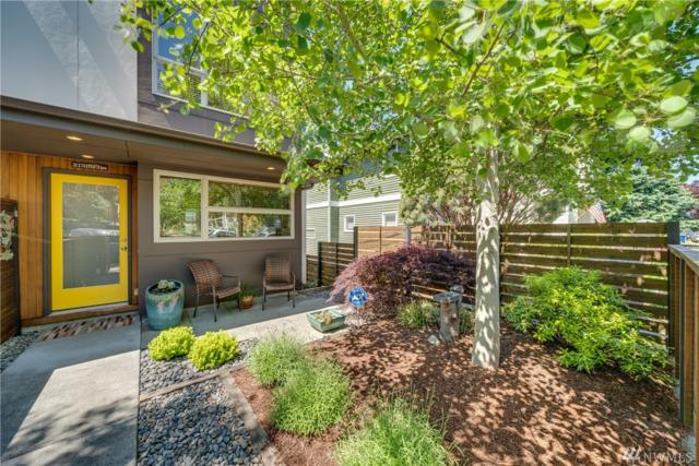 2353 Yale Ave E A, Seattle, WA 98102 (#1459846) :: Sweet Living