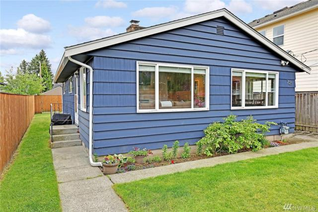 721 N 104th St, Seattle, WA 98133 (#1459850) :: Homes on the Sound