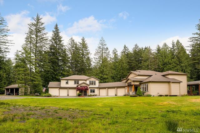 37423 SE 191st St, North Bend, WA 98045 (#1459855) :: Homes on the Sound