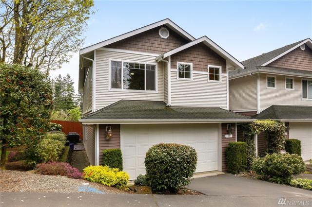 1447 NE 166th Ct #1, Shoreline, WA 98155 (#1459870) :: Real Estate Solutions Group