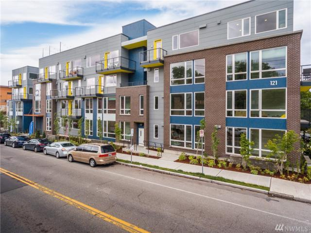121 12th Ave E #501, Seattle, WA 98102 (#1459879) :: Homes on the Sound