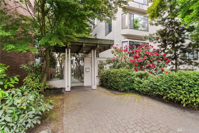 211 Summit Ave E S418, Seattle, WA 98102 (#1459881) :: Homes on the Sound