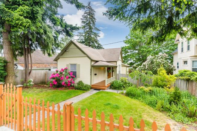 5026 S K St, Tacoma, WA 98408 (#1459990) :: Ben Kinney Real Estate Team