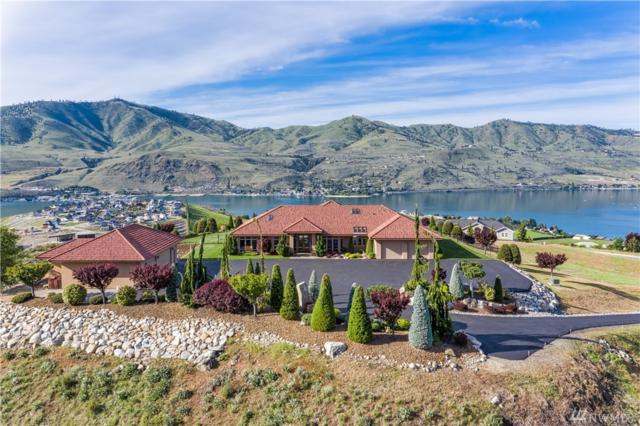 146 Crest Dr, Chelan, WA 98816 (#1460201) :: Homes on the Sound