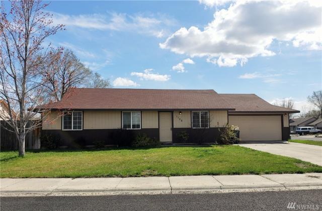 1156 S Grand Dr, Moses Lake, WA 98837 (#1460215) :: Ben Kinney Real Estate Team