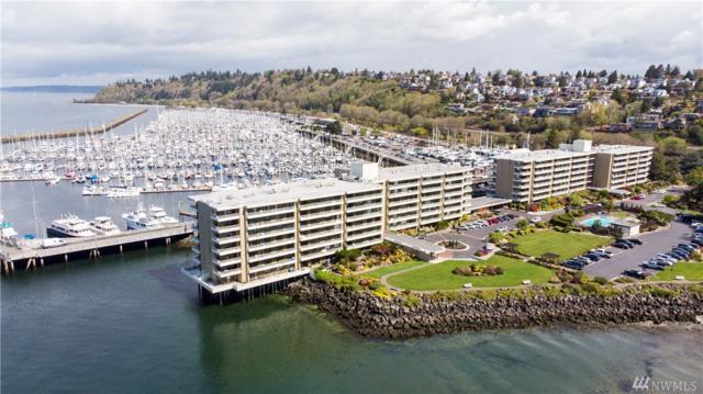 6533 Seaview Ave NW 511A, Seattle, WA 98117 (#1460265) :: Kimberly Gartland Group