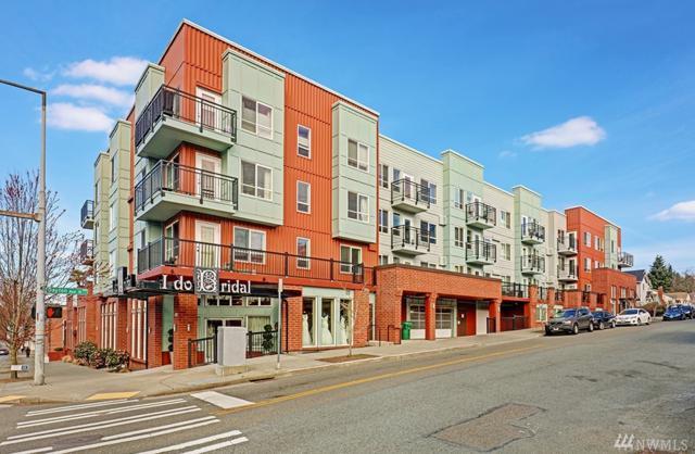 424 N 85th St #405, Seattle, WA 98103 (#1460341) :: Kimberly Gartland Group
