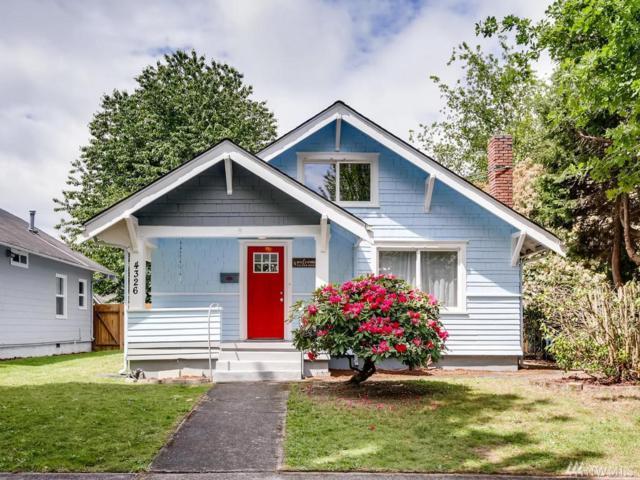 4326 S G St, Tacoma, WA 98418 (#1460362) :: Platinum Real Estate Partners