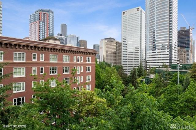 1400 Hubbell Place #1003, Seattle, WA 98101 (#1460378) :: Homes on the Sound