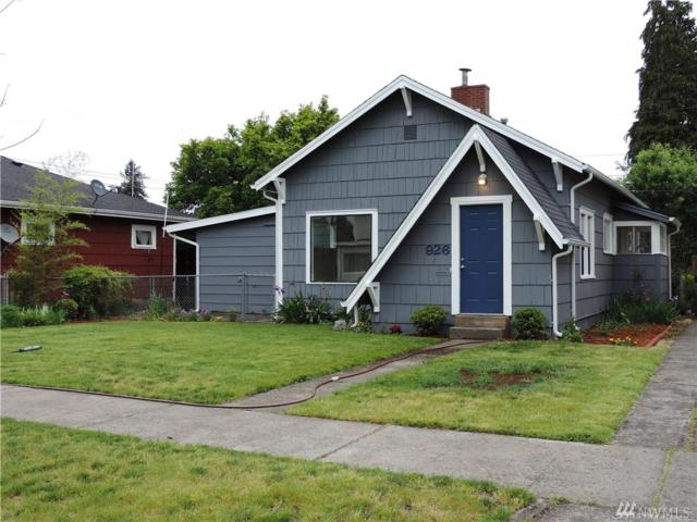 926 E St, Centralia, WA 98531 (#1460386) :: Real Estate Solutions Group