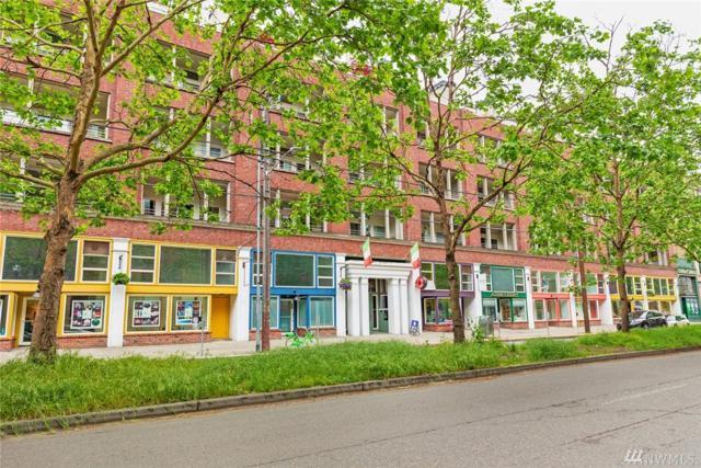 526 1st Ave S #510, Seattle, WA 98104 (#1460405) :: Sweet Living