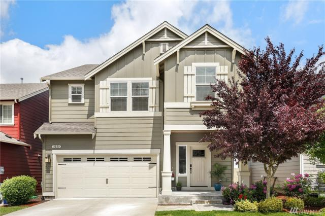 2223 57th St SE, Auburn, WA 98092 (#1460559) :: Costello Team