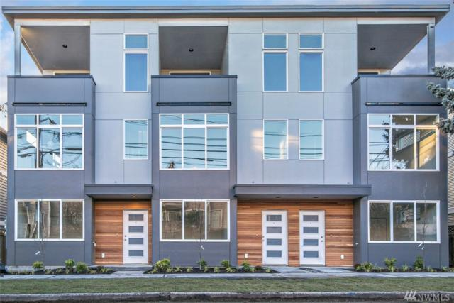 8517-C Midvale Ave N, Seattle, WA 98103 (#1460567) :: Ben Kinney Real Estate Team