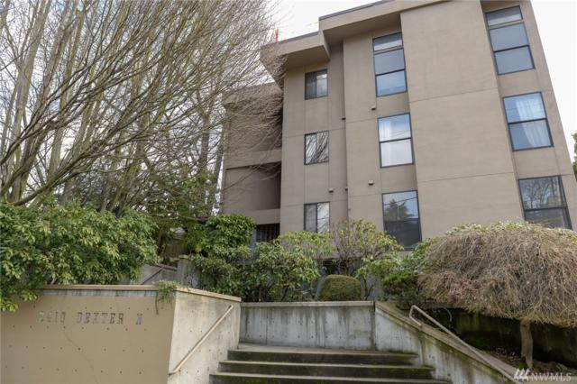 2410 Dexter Ave N, Seattle, WA 98109 (#1460615) :: Crutcher Dennis - My Puget Sound Homes