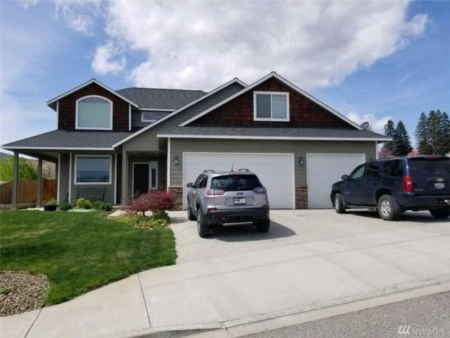 578 S James Ave, East Wenatchee, WA 98802 (#1460621) :: The Kendra Todd Group at Keller Williams