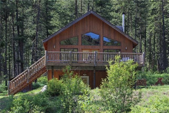115 Alder Creek Rd, Twisp, WA 98856 (#1460634) :: Record Real Estate