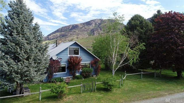 322-B N End Omak Lake Rd, Omak, WA 98841 (#1460665) :: Homes on the Sound
