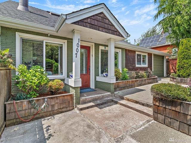 1007 20th Ave S, Seattle, WA 98144 (#1460699) :: Kimberly Gartland Group