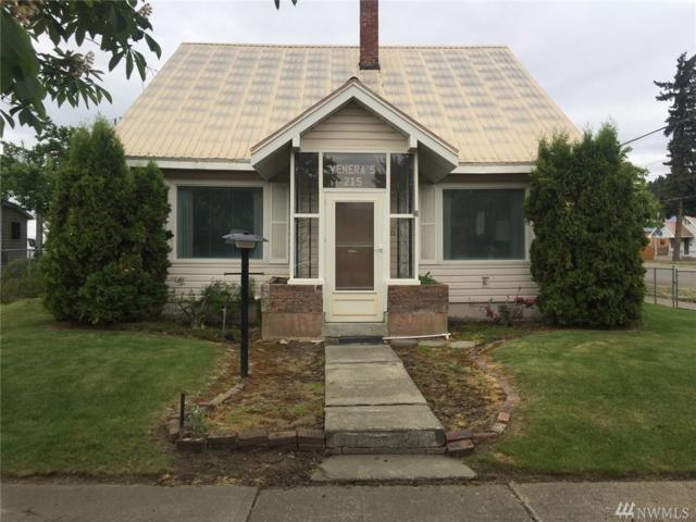 215 N Montogomery Ave, Cle Elum, WA 98922 (#1460731) :: Homes on the Sound