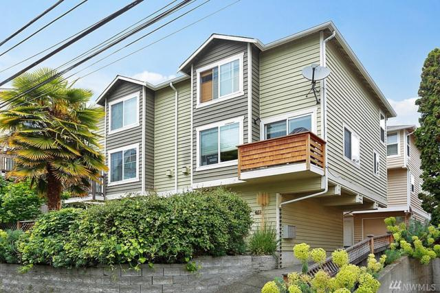 710 N 45th St A, Seattle, WA 98103 (#1460734) :: Keller Williams - Shook Home Group