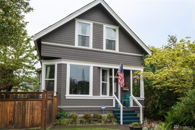 520 E 4th, Port Angeles, WA 98362 (#1460795) :: Homes on the Sound