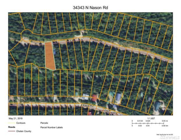 34343 N Nason Rd, Leavenworth, WA 98826 (#1460857) :: Homes on the Sound