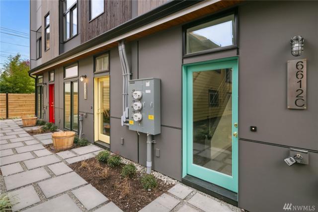 6612 Corson Ave S C, Seattle, WA 98108 (#1460896) :: Kimberly Gartland Group