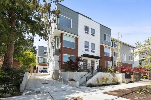 4221 Evanston Ave N B, Seattle, WA 98103 (#1461062) :: Canterwood Real Estate Team