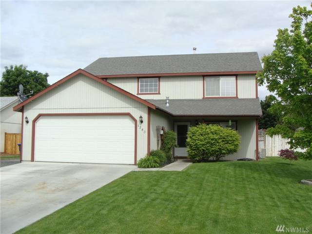 1343 S Cougar Dr, Moses Lake, WA 98837 (#1461096) :: The Royston Team