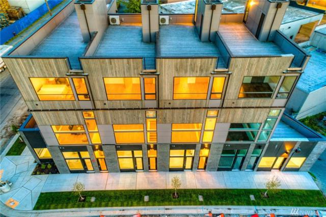 2467-S College St C, Seattle, WA 98144 (#1461154) :: Better Properties Lacey