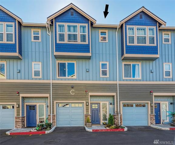 23000 NE 8th St C3, Sammamish, WA 98074 (#1461215) :: Homes on the Sound
